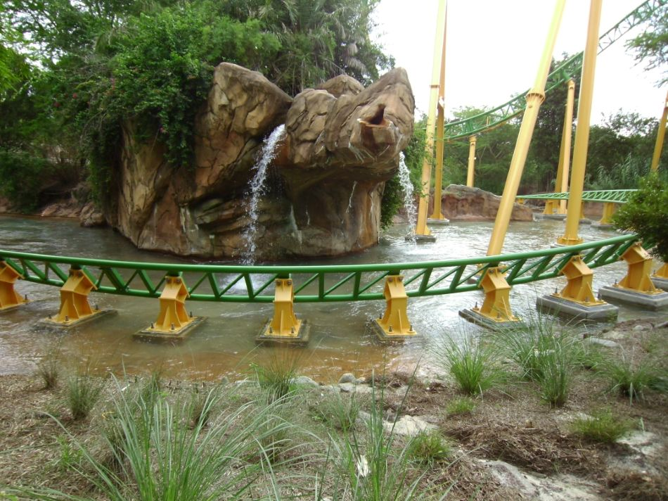 Cheetah Hunt photo from Busch Gardens Tampa