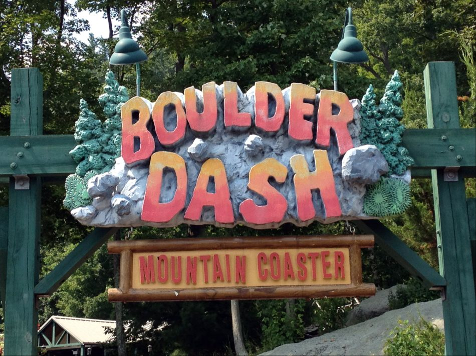 Boulder Dash photo from Lake Compounce
