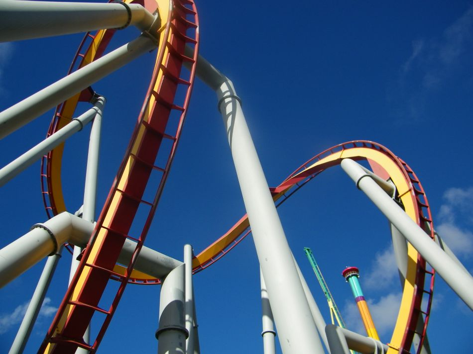 Silver Bullet photo from Knott's Berry Farm