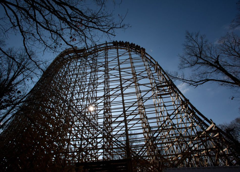 Outlaw Run photo from Silver Dollar City