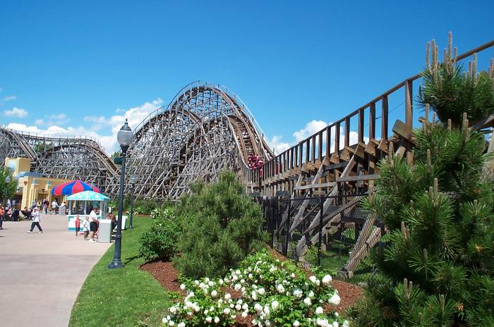 Predator photo from Darien Lake