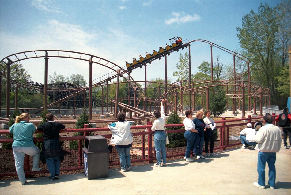 Woodstock Express photo from Cedar Point