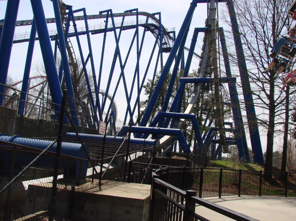 Afterburn photo from Carowinds