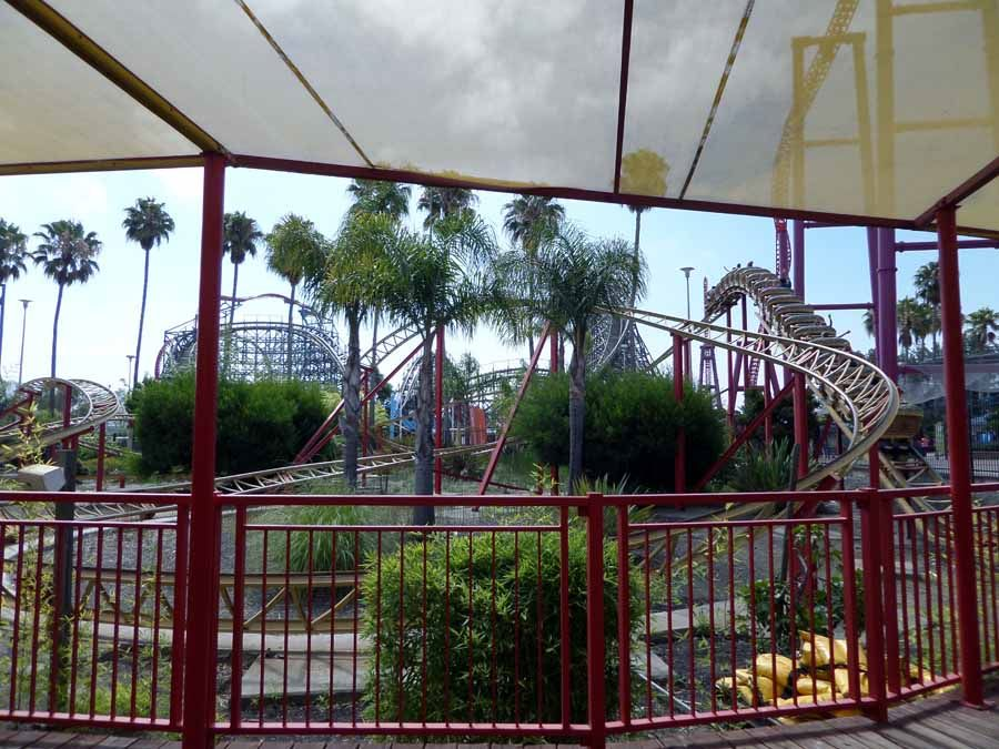 Cobra photo from Six Flags Discovery Kingdom