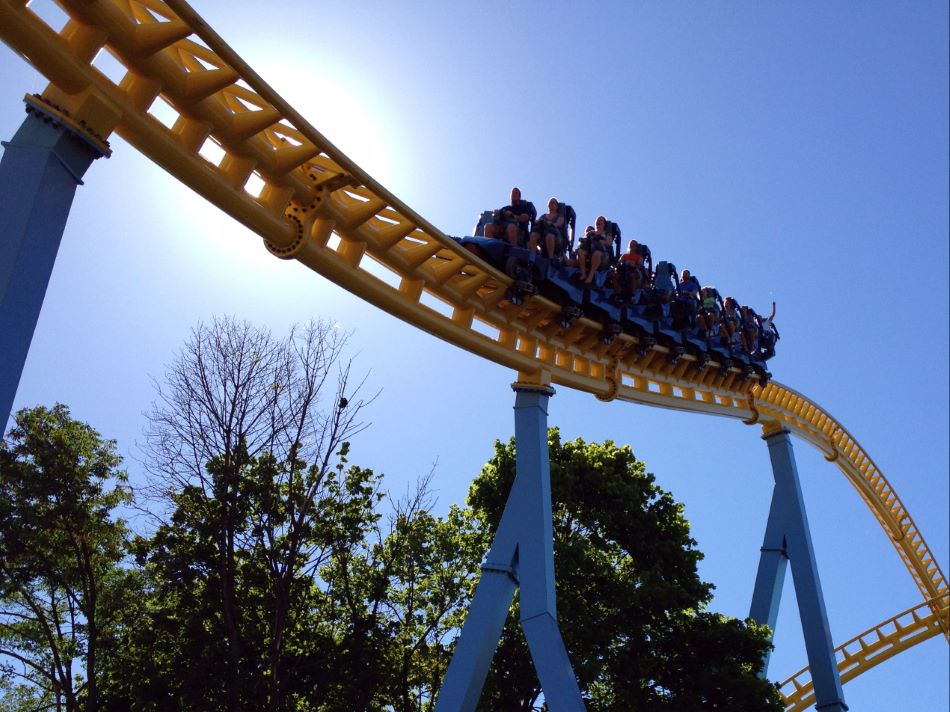 Skyrush photo from Hersheypark