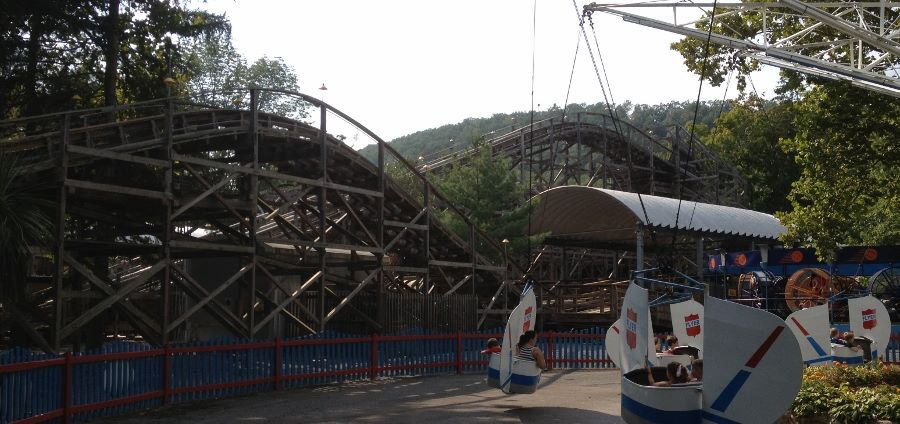 Flying Turns photo from Knoebels