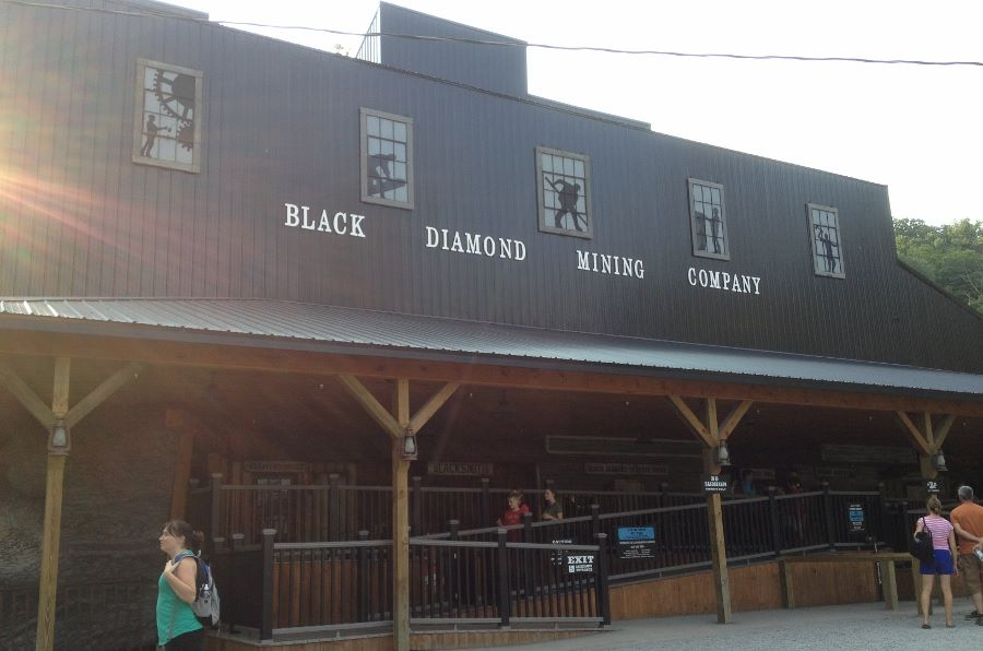 Black Diamond photo from Knoebels