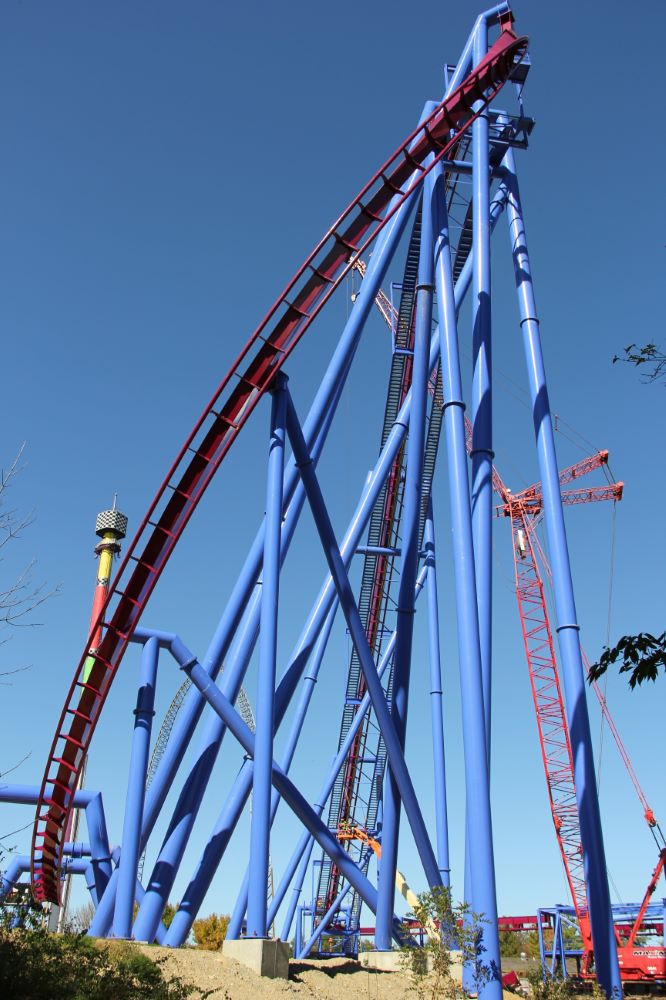Banshee photo from Kings Island