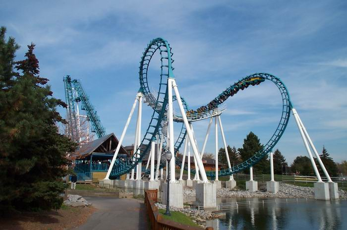 Boomerang photo from Darien Lake