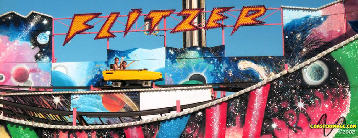 Flitzer photo from Morey's Piers