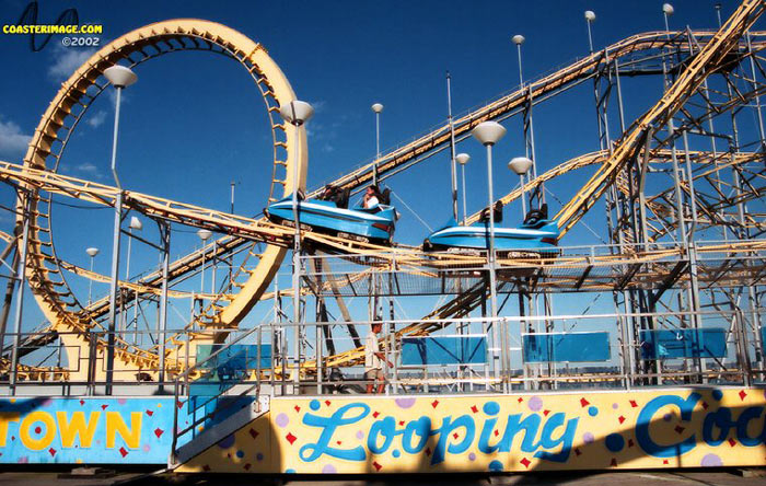 Roller Coast Looping photo from Fun Town Pier