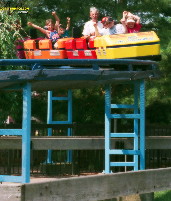 Jr gemini roller coaster - photo#15