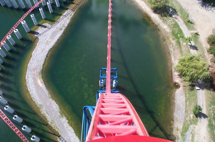 Superman: Ride of Steel photo from Darien Lake