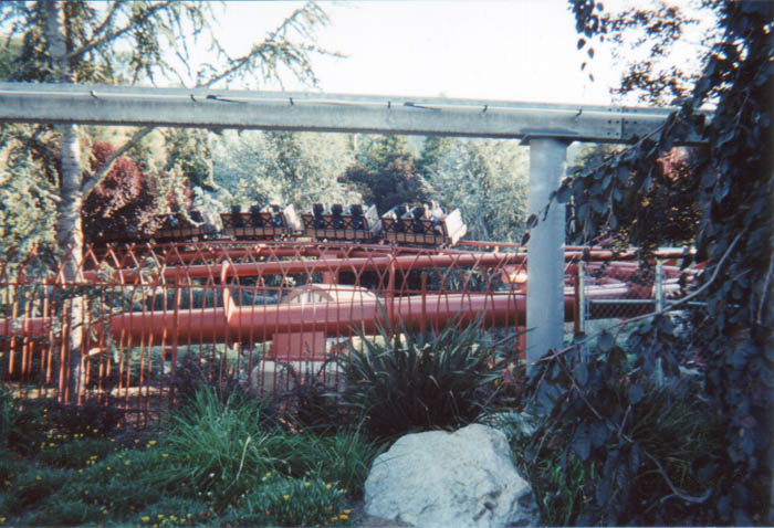 Quicksilver Express photo from Gilroy Gardens Family Theme Park