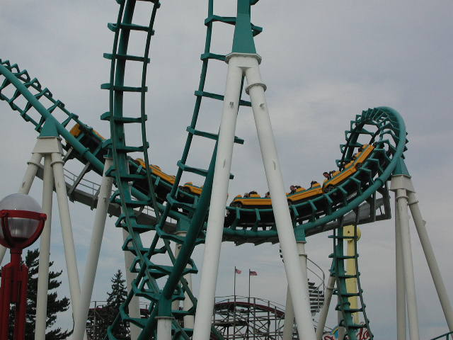 Head Spin photo from Geauga Lake