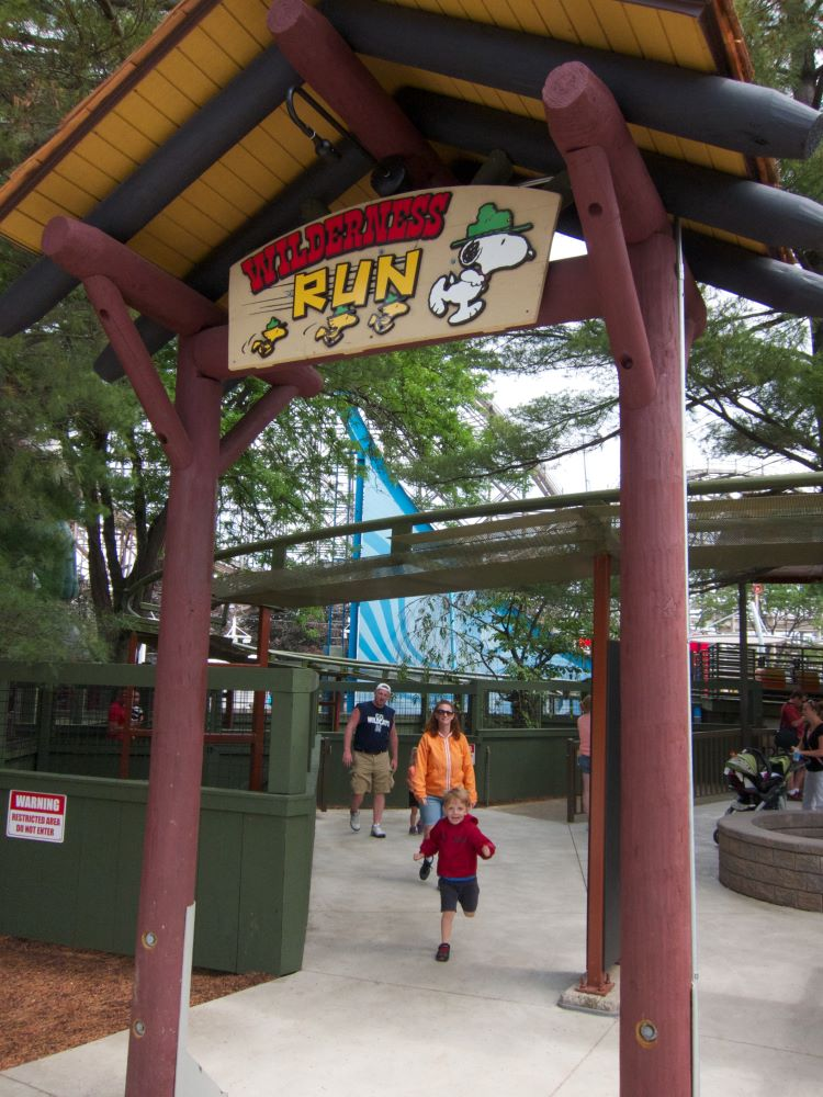 Wilderness Run photo from Cedar Point