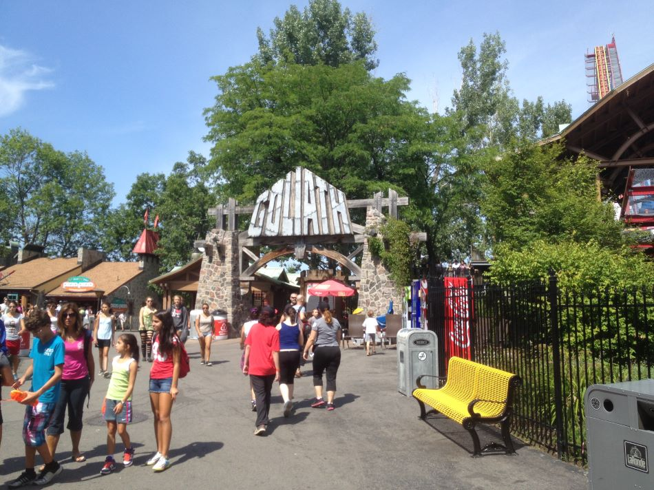 Goliath photo from La Ronde