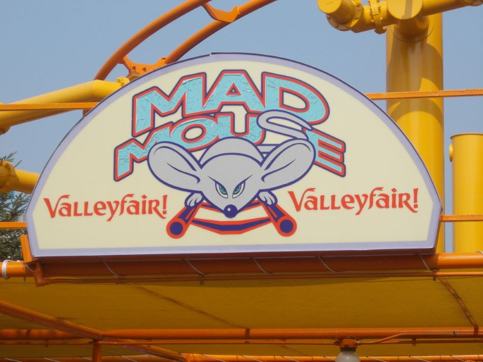 Mad Mouse photo from Valleyfair!