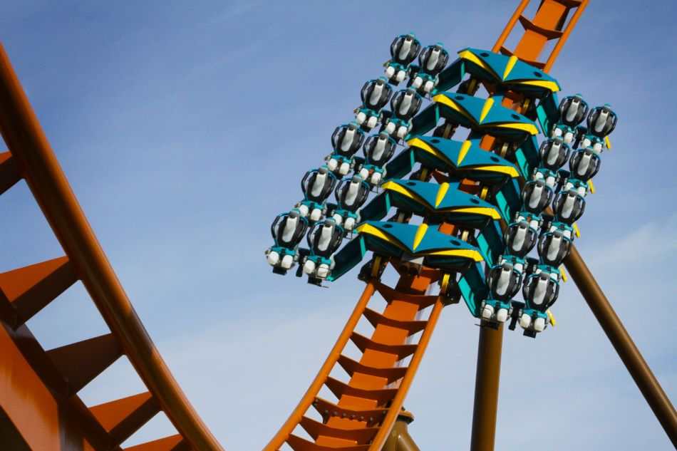Thunderbird photo from Holiday World