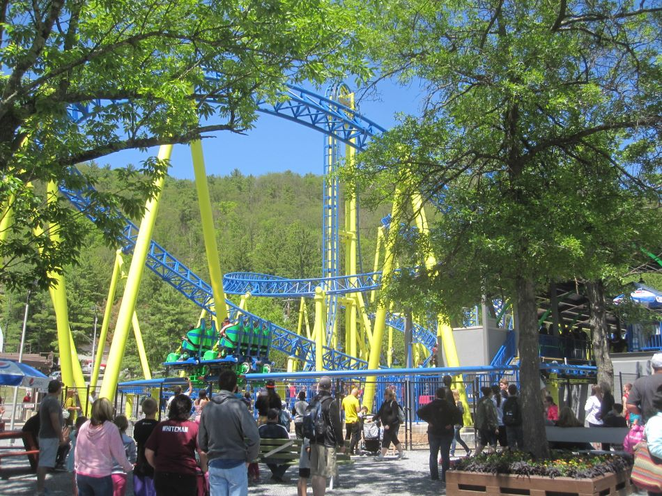 Impulse photo from Knoebels