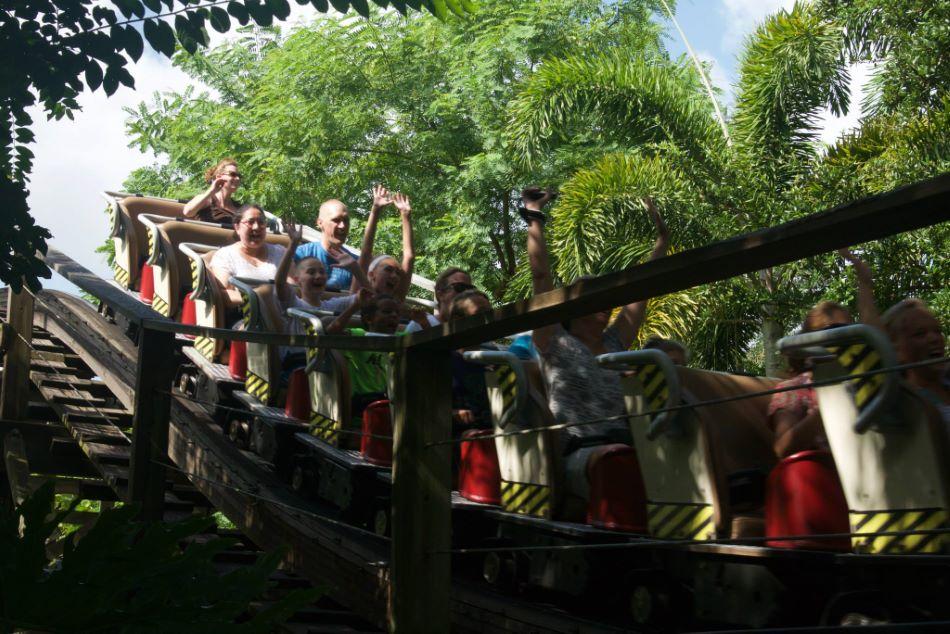 Coastersaurus Photo From Legoland Florida Coasterbuzz