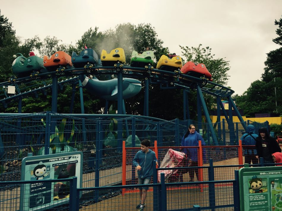 Octonauts Rollercoaster Adventure photo from Alton Towers