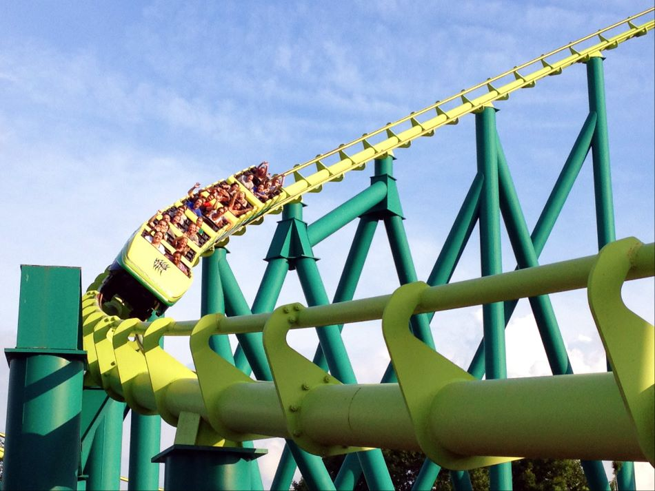 Wild Thing photo from Valleyfair!