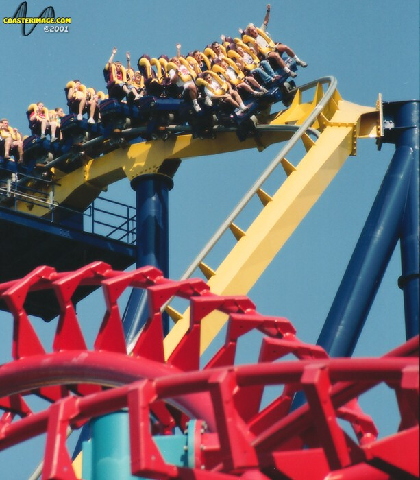 Dominator photo from Geauga Lake