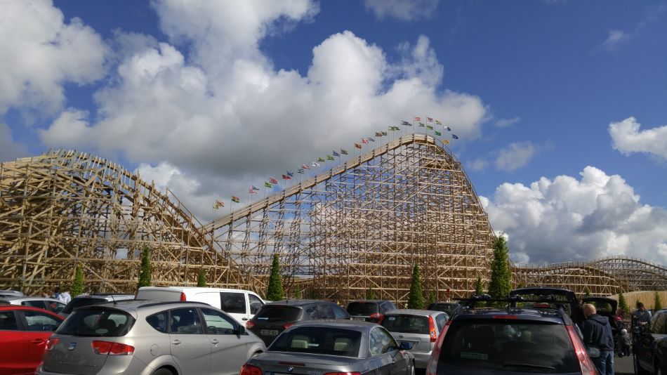 Cu Chulainn photo from Tayto Park