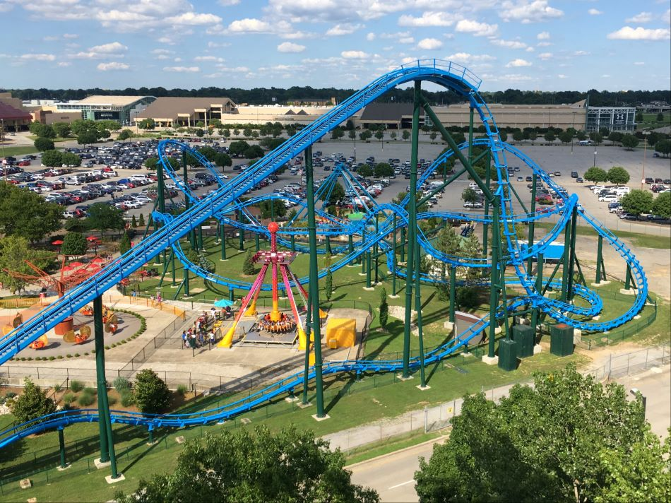 Lightning Run photo from Kentucky Kingdom
