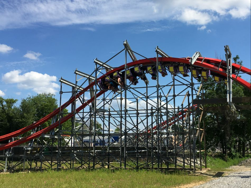 Storm Chaser photo from Kentucky Kingdom