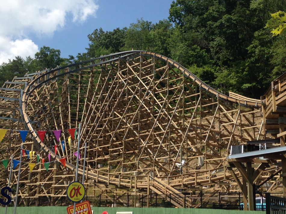 Lightning Rod photo from Dollywood
