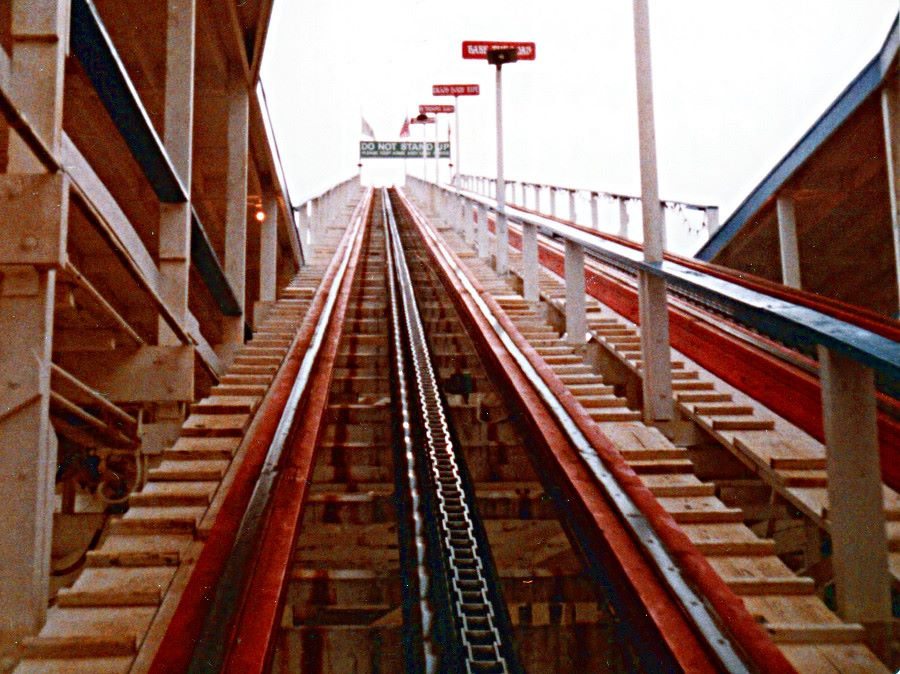 Thunder Road photo from Carowinds