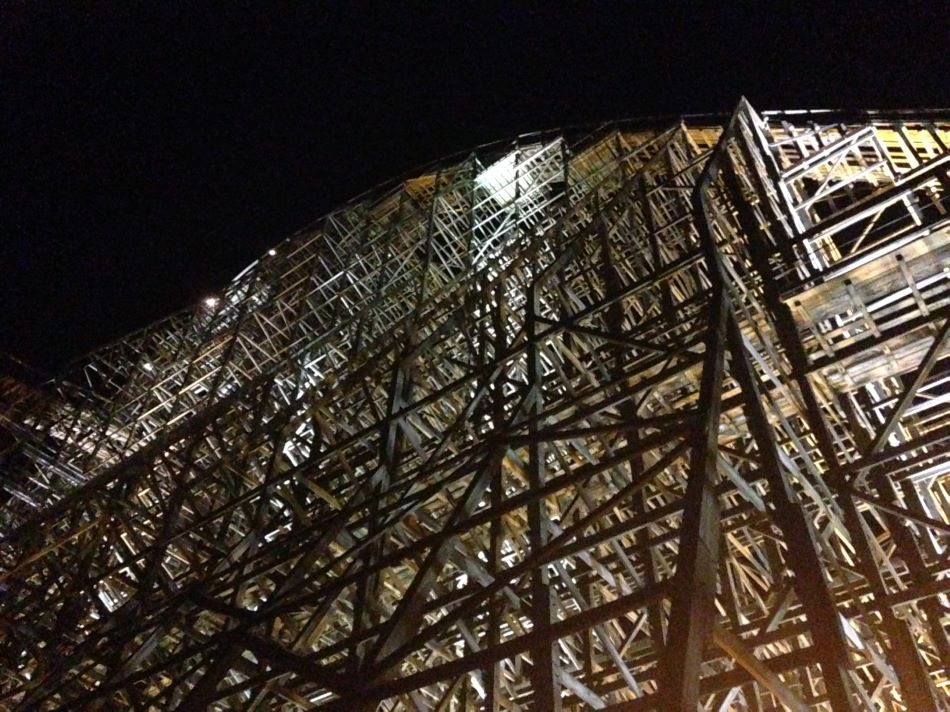 Mean Streak photo from Cedar Point