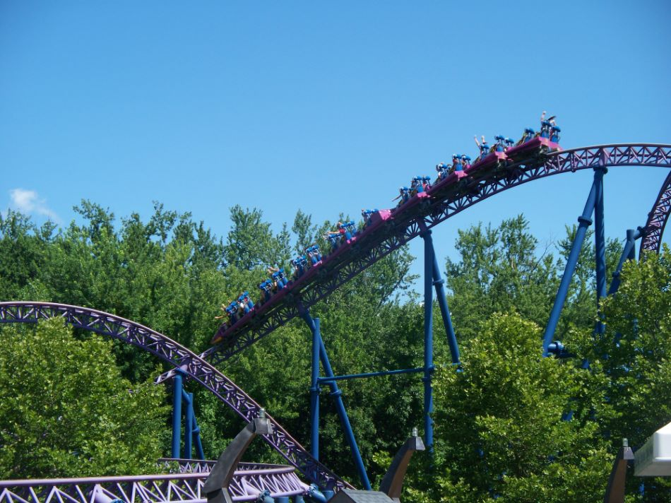 Superman The Ride photo from Six Flags New England