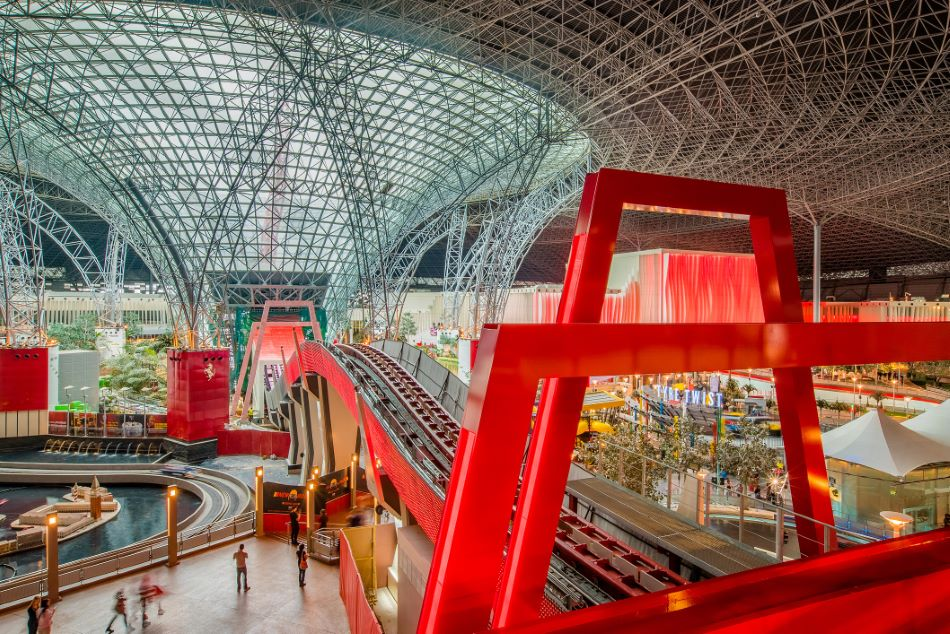 Turbo Track photo from Ferrari World Abu Dhabi