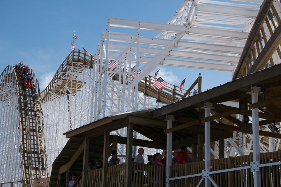 Mine Blower photo from Fun Spot America