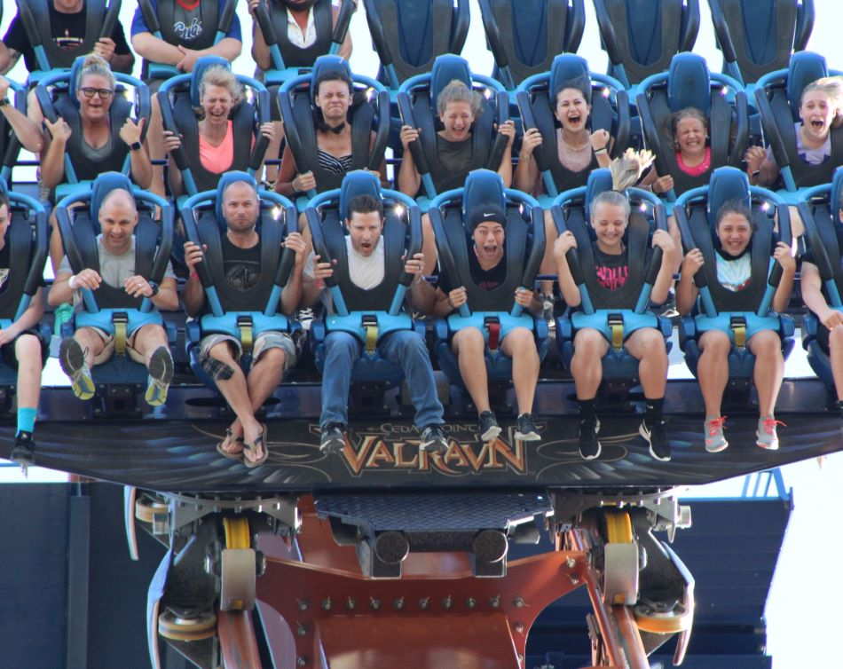 Valravn photo from Cedar Point