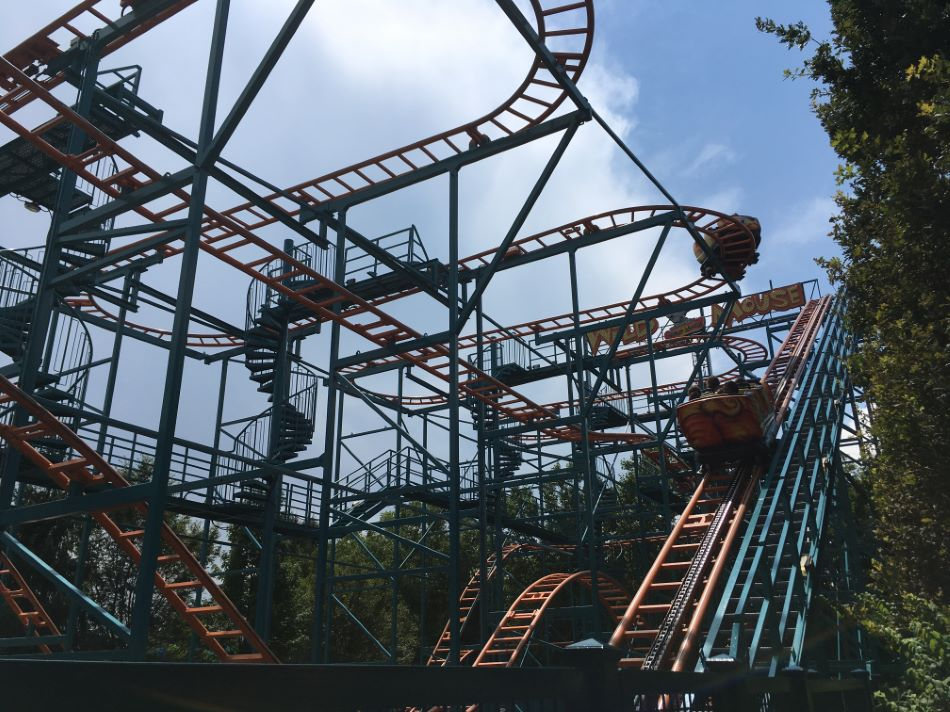 Wild Mouse photo from Dorney Park