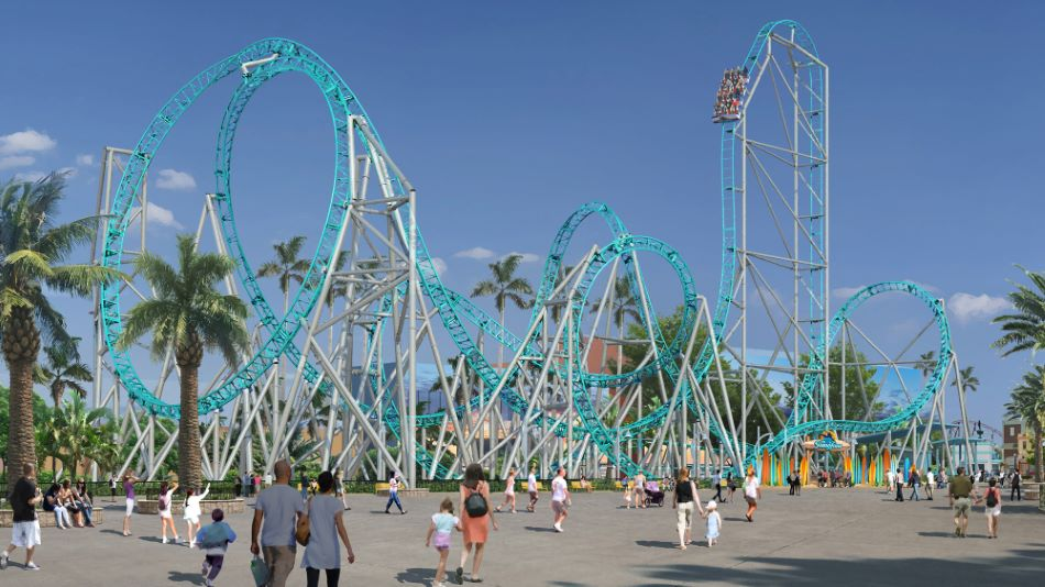 HangTime photo from Knott's Berry Farm