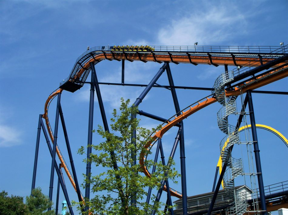 Dominator photo from Kings Dominion