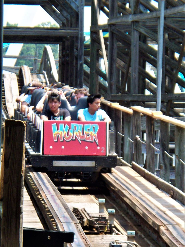 Hurler, The photo from Carowinds