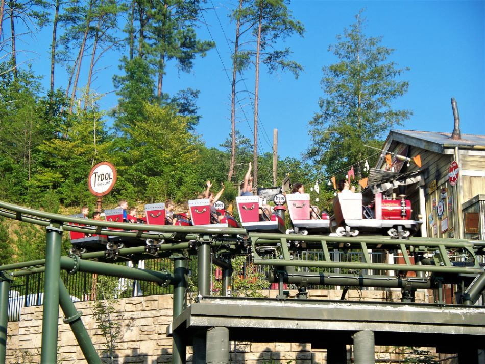 FireChaser Express photo from Dollywood