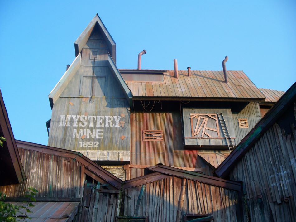 Mystery Mine photo from Dollywood
