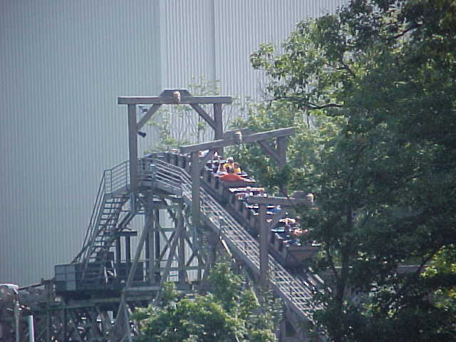 Adventure Express photo from Kings Island