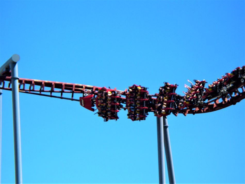 Firehawk photo from Kings Island