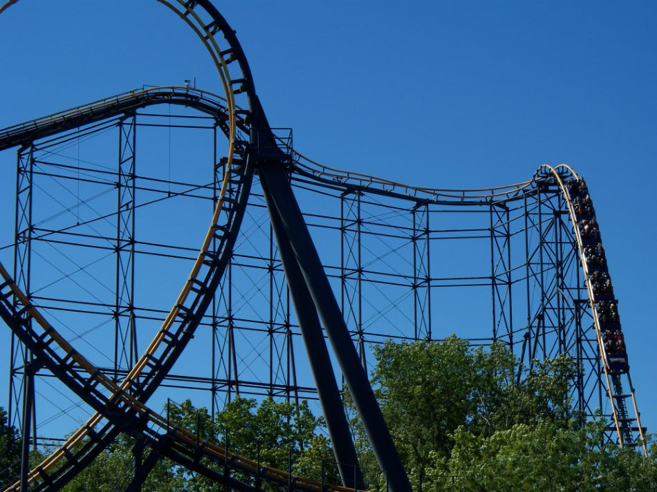 Vortex photo from Kings Island