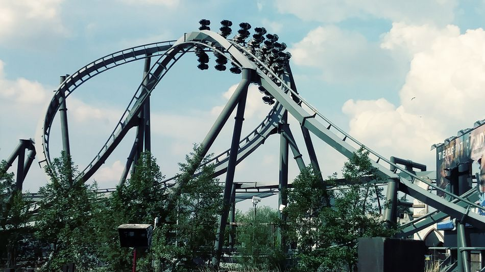 The Swarm photo from Thorpe Park