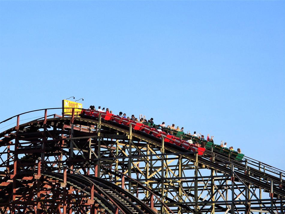 Racer, The photo from Kennywood