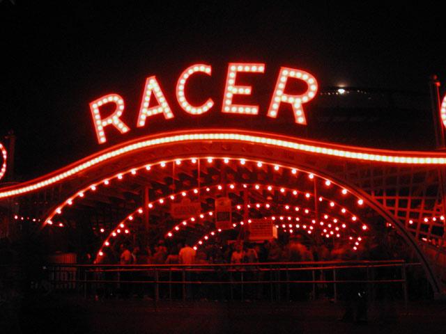 Racer The Photo From Kennywood Coasterbuzz